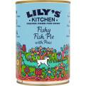 Lilys Kitchen Fishy Fish Pie Dog Food