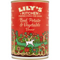 Lilys Kitchen Beef Potato & Vegetable Dog Food