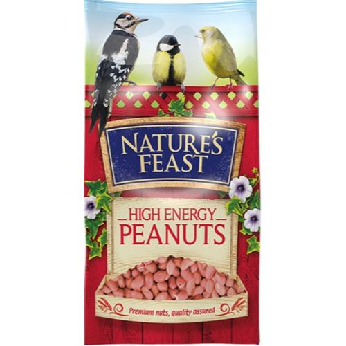 Nature Feast High Energy Peanuts Wild Bird Food 5kg