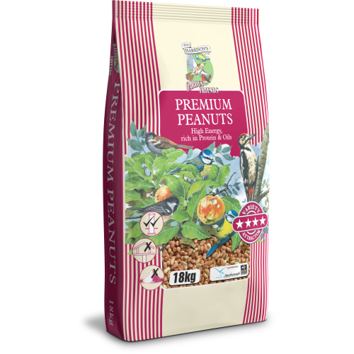 Harrisons Premier Peanuts 25kg (approx)