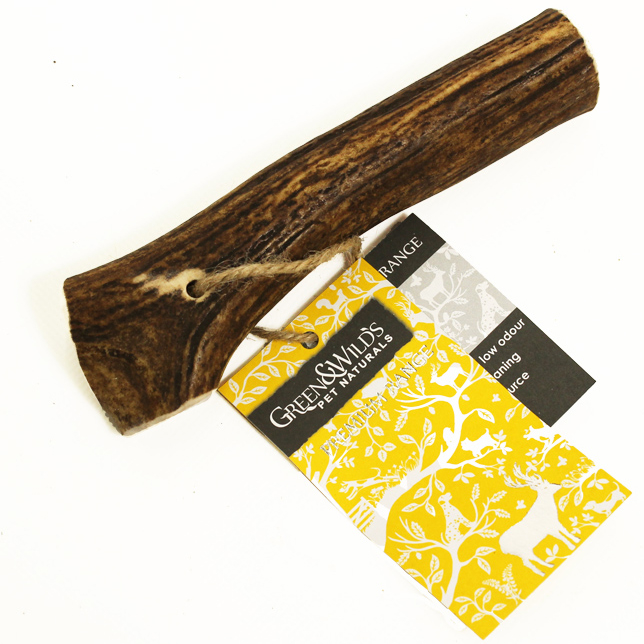 Green & Wilds Premium Original Antler Chew Medium