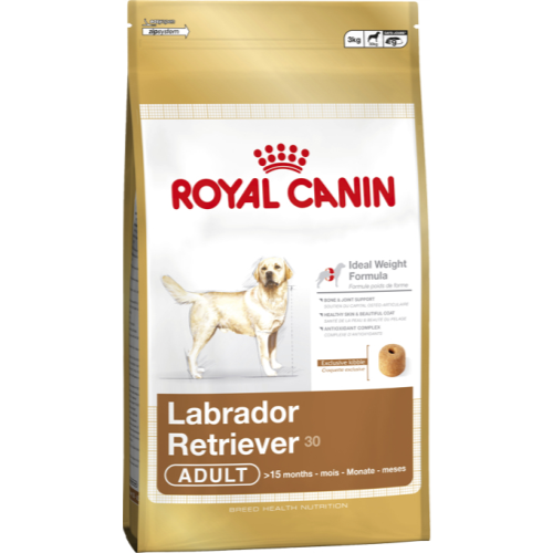 royal canin labrador retriever 30 adult dog from. Black Bedroom Furniture Sets. Home Design Ideas