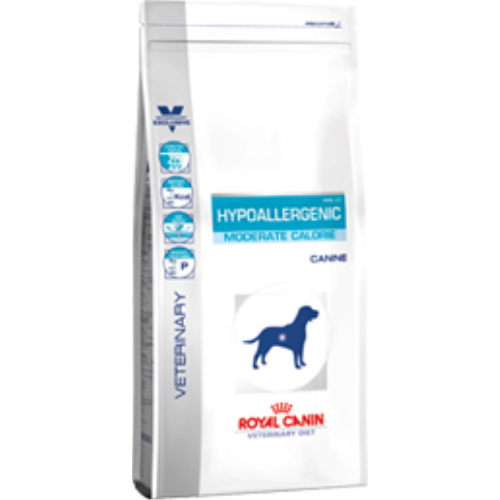 royal canin veterinary hypoallergenic hme 23 moderate calorie from. Black Bedroom Furniture Sets. Home Design Ideas