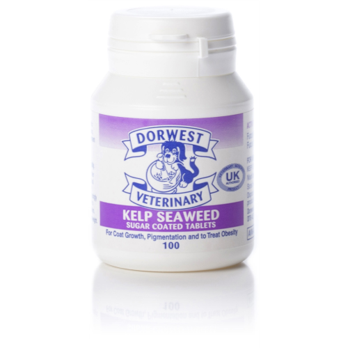 Dorwest Kelp Seaweed Tablets for Cats and Dogs