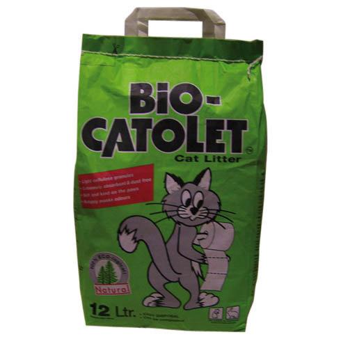 Bio Catolet Paper Cat Litter 12ltr