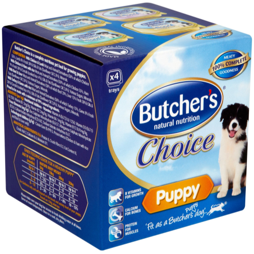 Butchers Choice Puppy Multipack Dog Food