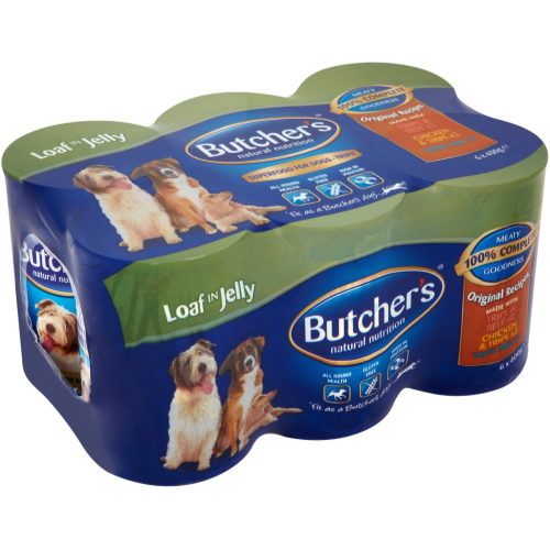 Butchers Butchers Original Recipes with Tripe  Dog Food