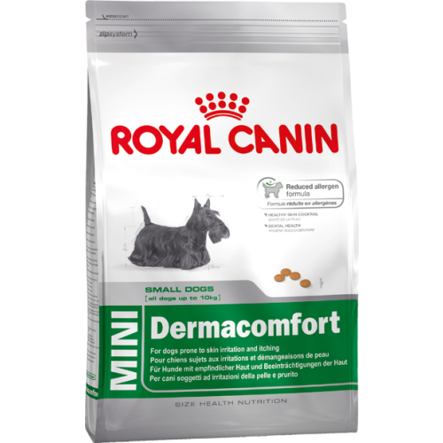 Royal Canin Mini Dermacomfort Dog Food