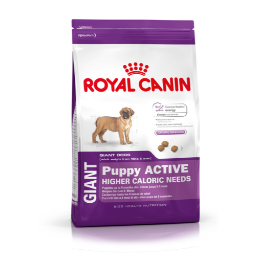Royal Canin Giant Puppy Active Dog Food