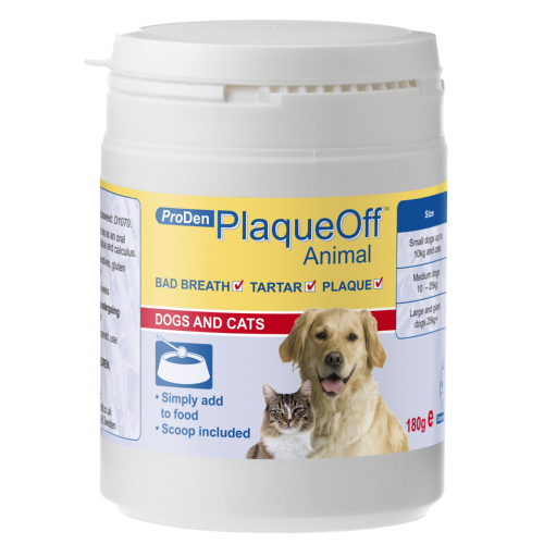ProDen PlaqueOff Animal for Cats & Dogs