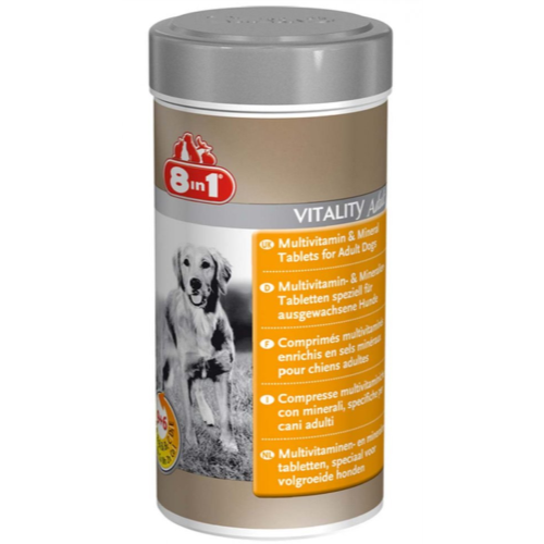 8 In 1 Multi Vitamin Dog Tablets