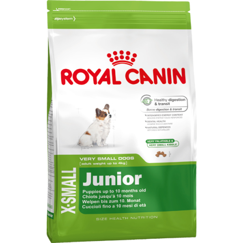 Royal Canin X Small Junior Dog Food