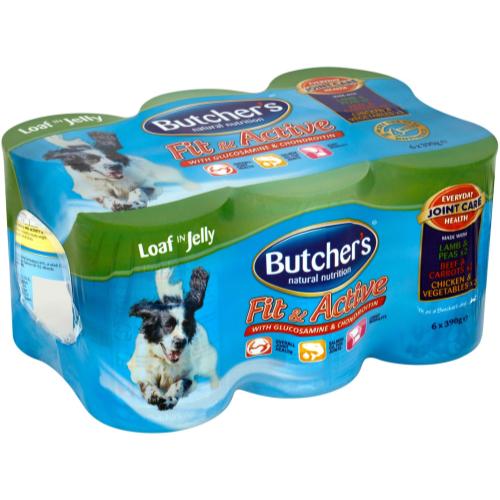 Butchers Fit & Active Dog Food