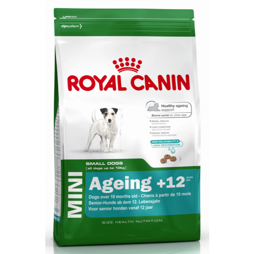 Royal Canin Mini Ageing +12 Dog Food