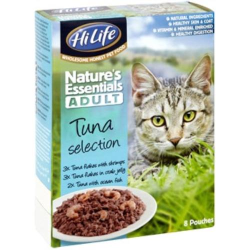 HiLife Natures Essentials Tuna Selection Adult Cat Food