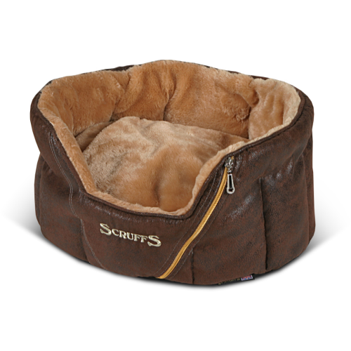 Scruffs Ranger Donut Snuggle Dog Bed