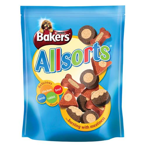 Bakers Allsorts Dog Treats