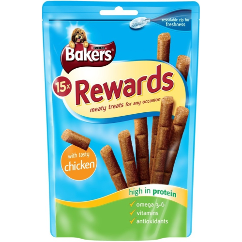 Bakers Rewards Dog Treats