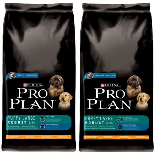 PRO PLAN Chicken & Rice Large Breed Robust Puppy Food