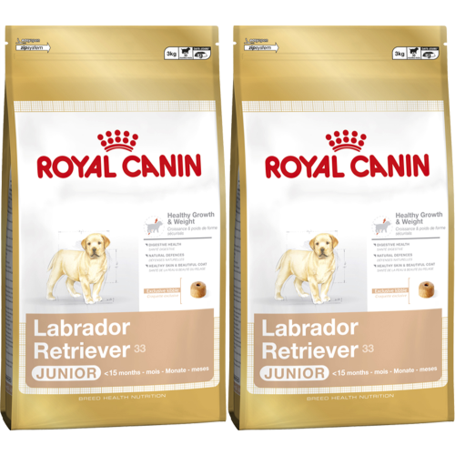 royal canin labrador retriever 33 junior food from. Black Bedroom Furniture Sets. Home Design Ideas