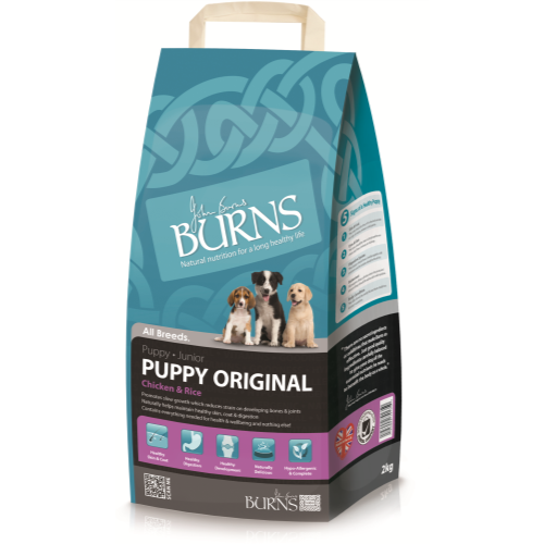 Burns Dog Food For Pregnant Dogs