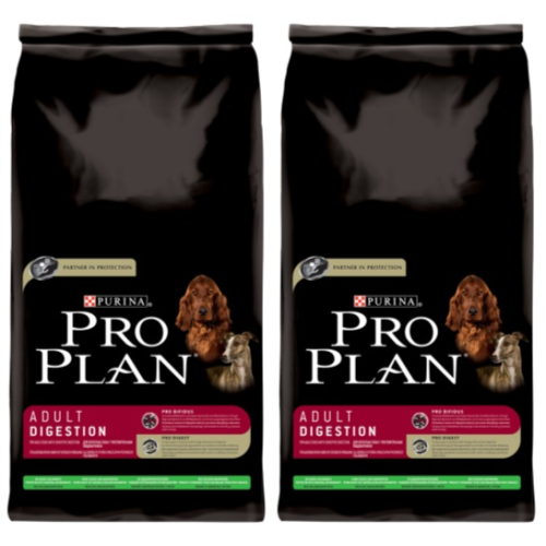 PRO PLAN Lamb & Rice Digestion Adult Dog Food
