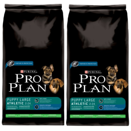 PRO PLAN Lamb & Rice Large Breed Athletic Puppy Food