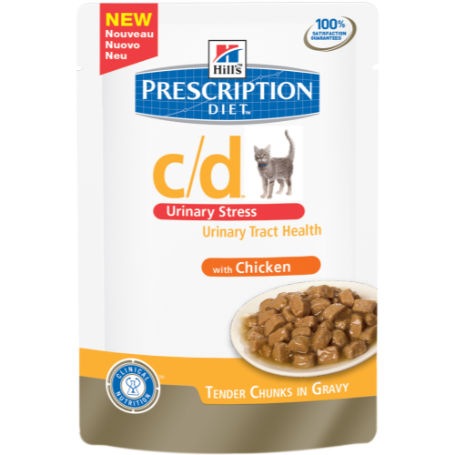Hills Cat Food Cystitis Diet