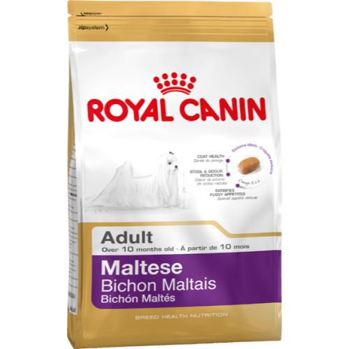 Royal Canin Maltese Adult Dog Food 1.5kg x 4