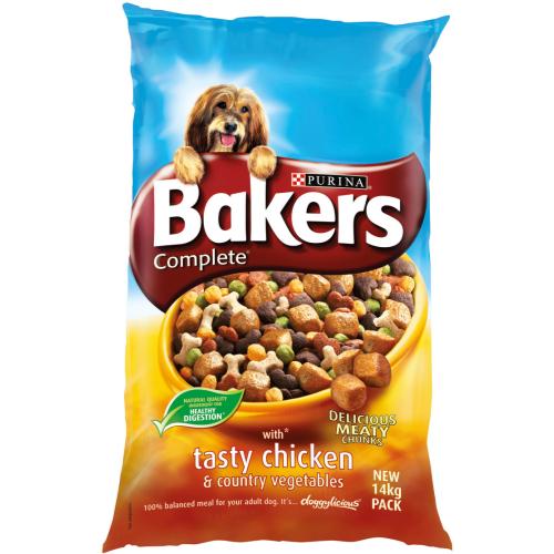 Bakers Complete Chicken & Vegetable Adult Dog Food