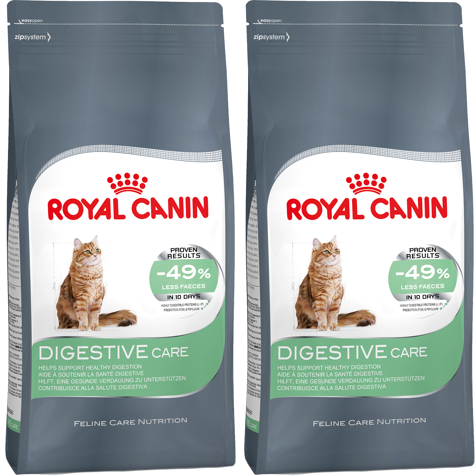 royal canin care nutrition digestive care cat food from. Black Bedroom Furniture Sets. Home Design Ideas