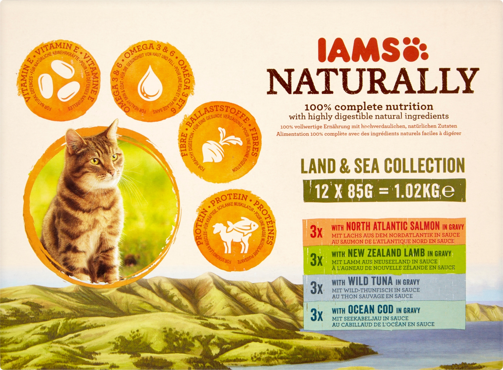 IAMS Chicken Senior & Mature 7+ Cat Food