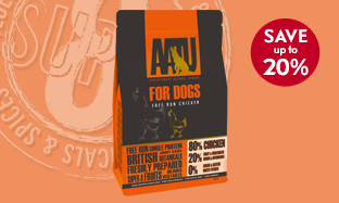 Natural AATU dog food