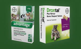 Drontal & Advantage