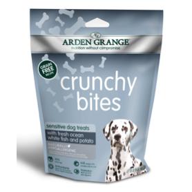 Arden Grange Crunchy Bites Dog Treats 225g - Sensitive