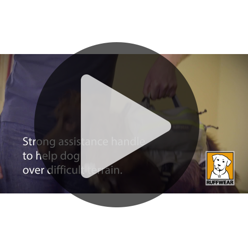 Ruffwear Singletrak Pack Dog Harness