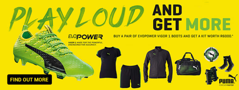 Puma evoPower Kit