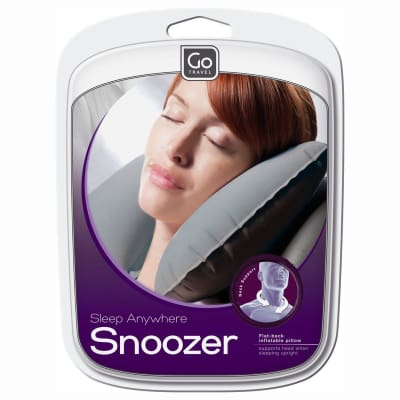 Design Go Snoozer Travel Pillow