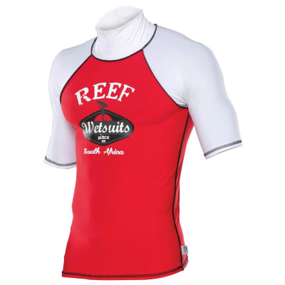 Reef Men's Fashion Rash Vest