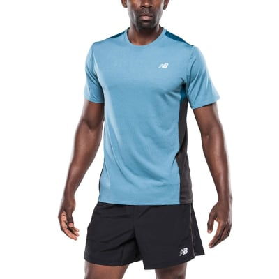 New Balance Men's Accelerate Short Sleeve T-shirt