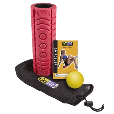 GoFit Go Roller Massage Kit