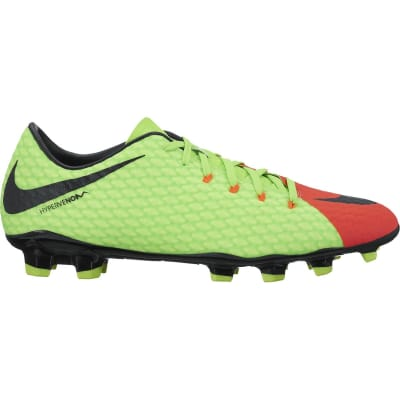 Nike Men's Hypervenom Phelon III Firm Ground Soccer Boots