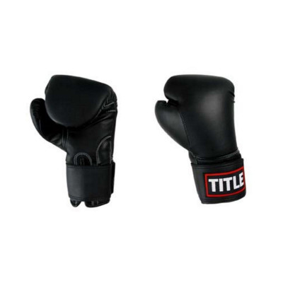 Title PU Boxing 16oz Glove