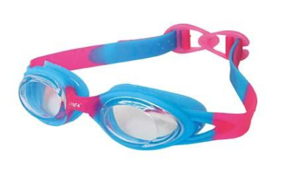 Lane 4 Junior Coral Goggles