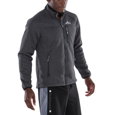 First Ascent Men's Rainier Fleece Jacket