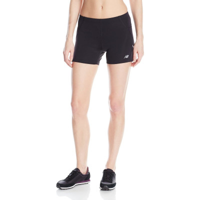 "New Balance Women's Accelerate 4"" Tights"