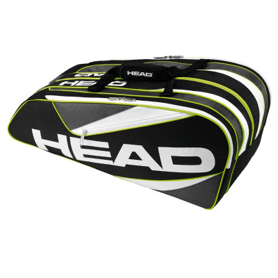 Head Elite Supercombi 9 Racquet Tennis Bag