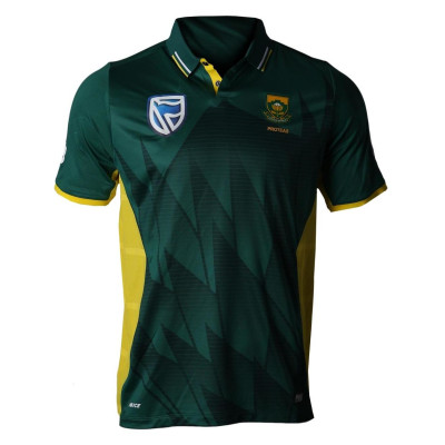New Balance Proteas Junior ODI Jersey