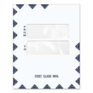 Picture for manufacturer 9.5 x 12 Double Window Tax Software Envelope