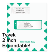 Picture for manufacturer Tyvek Expandable 9 x 12 Tax Software Envelope